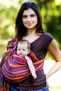 Слинг для мамы и малыша