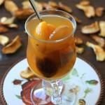 Рецепт компота из кураги, изюма и чернослива