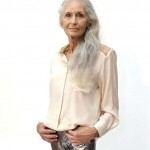 Дафна Селф - пожилая супермодель (фото 7)