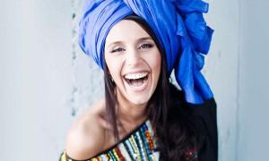 Украинская джаз певица Jamala (фото 1)