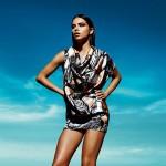 Адриана Лима в весенней коллекции одежды (2012) от Forum 5