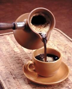Кофе на завтрак