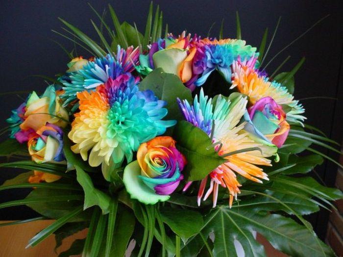 Насколько выбранные вами цветы