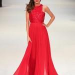 Миранда Керр в показе мод David Jones (фото 11)