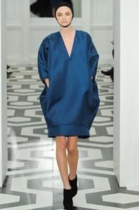 Модные платья осень–зима 2011/2012