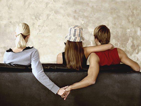 Как простить измену мужу