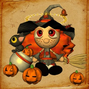 Статусы на Хеллоуин