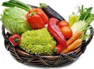 Витамины в пище для беременных