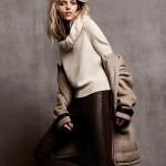 Аня Рубик и зимняя коллекция одежды H&M 2011 (фото 2)