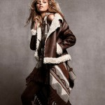 Аня Рубик и зимняя коллекция одежды H&M 2011 (фото 4)
