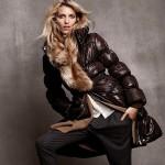 Аня Рубик и зимняя коллекция одежды H&M 2011 (фото 6)