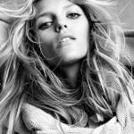 Аня Рубик и зимняя коллекция одежды H&M 2011 (фото 7)