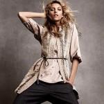 Аня Рубик и зимняя коллекция одежды H&M 2011 (фото 9)