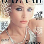 Кейт Уинслет в Harper's Bazaar UK ноябрь 2011 (фото 1)
