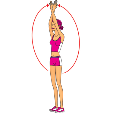 Упражнения для рук и плечей
