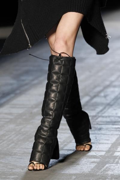 Модная обувь осень-зима 2011/2012 - фото