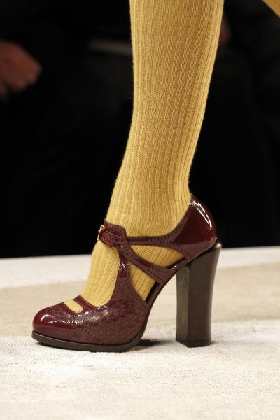 Модная обувь осень-зима 2011/2012 - 3