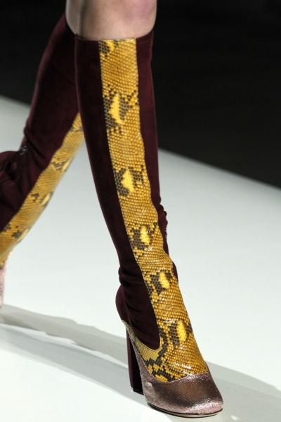 Модная обувь осень-зима 2011/2012 - 20