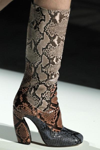 Модная обувь осень-зима 2011/2012 - 23