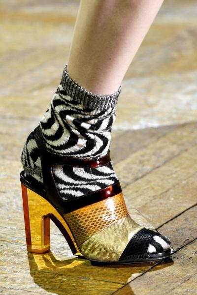 Модная обувь осень-зима 2011/2012 - 22