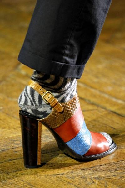 Модная обувь осень-зима 2011/2012 - 21