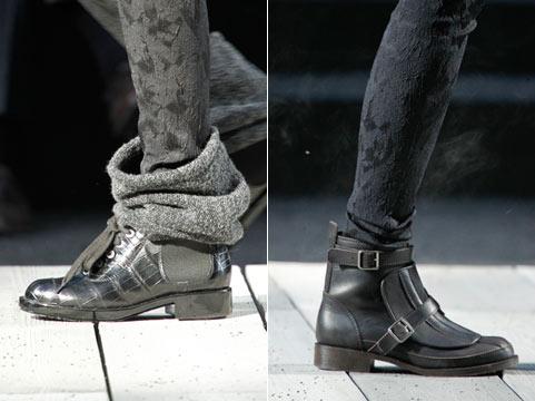 Модная обувь осень-зима 2011/2012 - 14