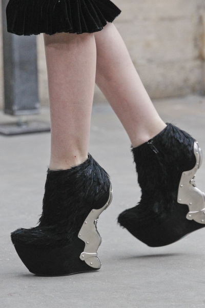 Модная обувь осень-зима 2011/2012 - 13
