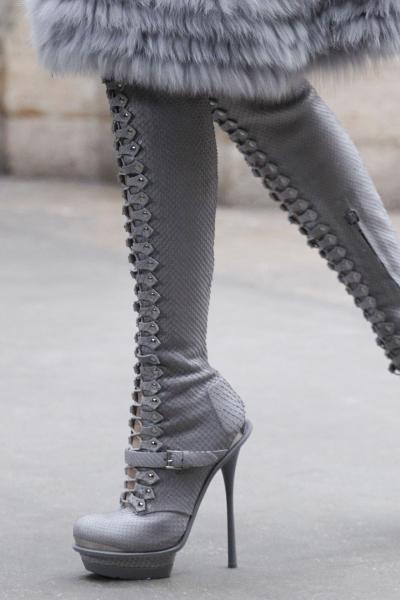 Модная обувь осень-зима 2011/2012 - 10