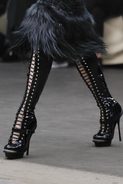 Модная обувь осень-зима 2011/2012 - 11