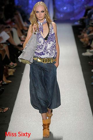 Модные джинсы 2012 - 12