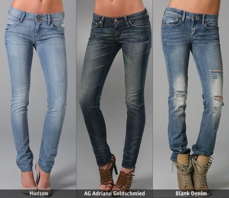Модные джинсы 2012 - 14