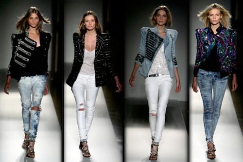 Модные джинсы 2012 - 15