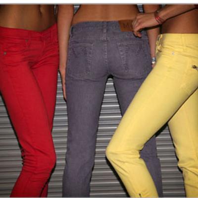 Модные джинсы 2012 - 3