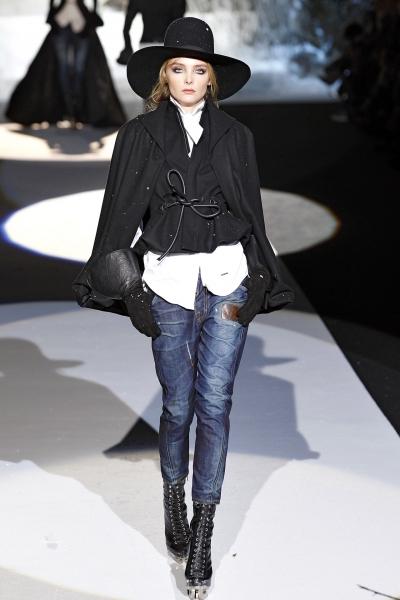 Модные джинсы 2012 - 5