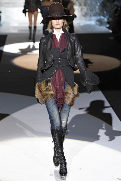 Модные джинсы 2012 - 6