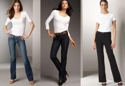 Модные джинсы 2012 - 7