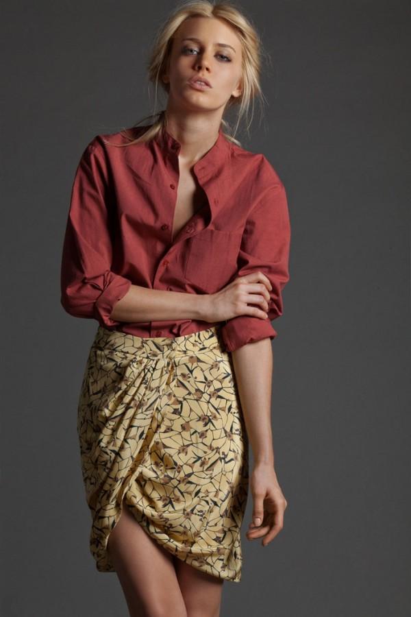 Модные юбки осень–зима 2011/2012 - 20