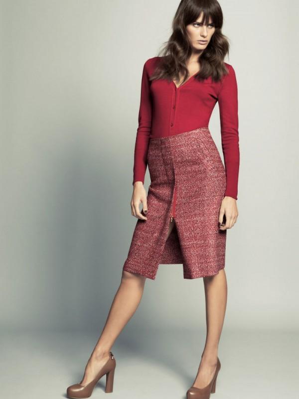 Модные юбки осень–зима 2011/2012 - 4