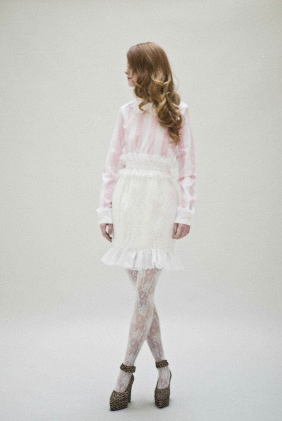 Модные юбки осень–зима 2011/2012 - 9