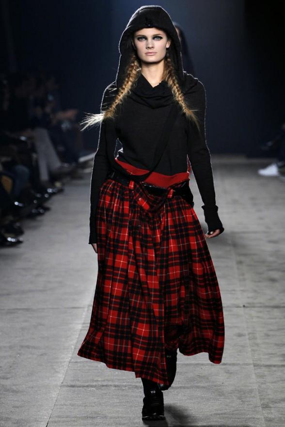 Модные юбки осень–зима 2011/2012 - 3