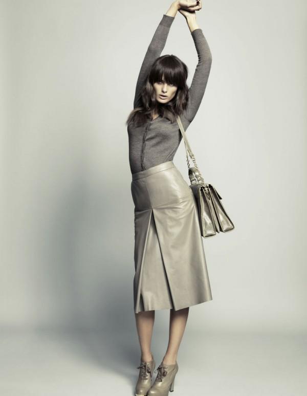 Модные юбки осень–зима 2011/2012 - 12