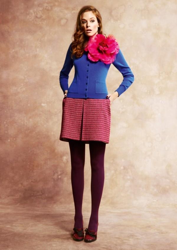 Модные юбки осень–зима 2011/2012 - 13