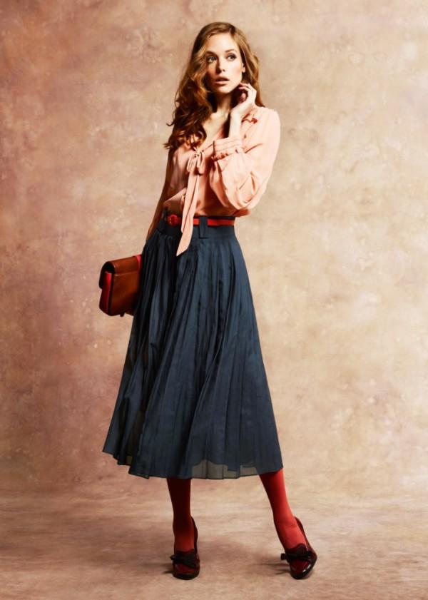 Модные юбки осень–зима 2011/2012 - 17
