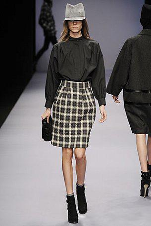 Модные юбки осень–зима 2011/2012 - 2