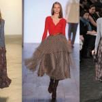 Модные юбки осень–зима 2011/2012