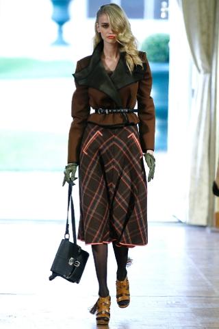 Модные юбки осень–зима 2011/2012 - 1