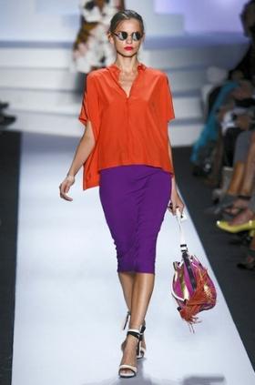 Модные юбки осень–зима 2011/2012 - 14