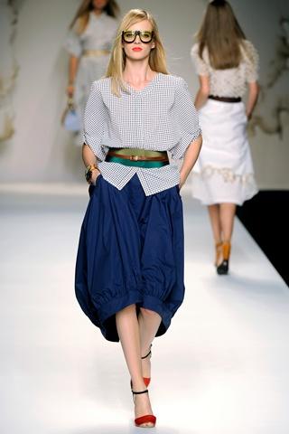 Модные юбки осень–зима 2011/2012 - 15