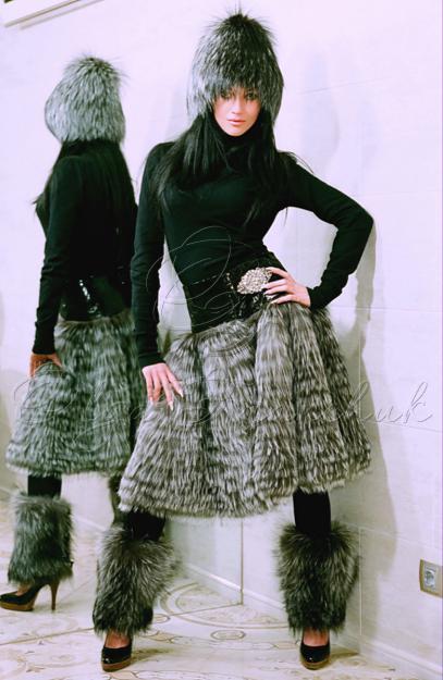 Модные юбки осень–зима 2011/2012 - 8