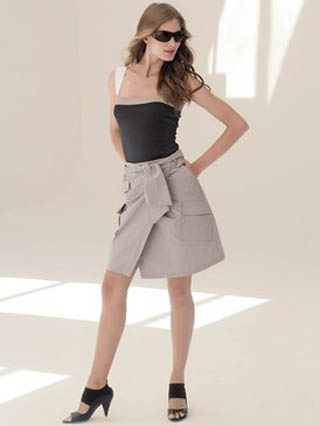 Модные юбки осень–зима 2011/2012 - 11
